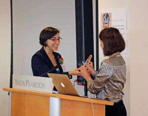 IANGEL 2015 Human Rights and Leadership Awardee Ioana Tchoukleva