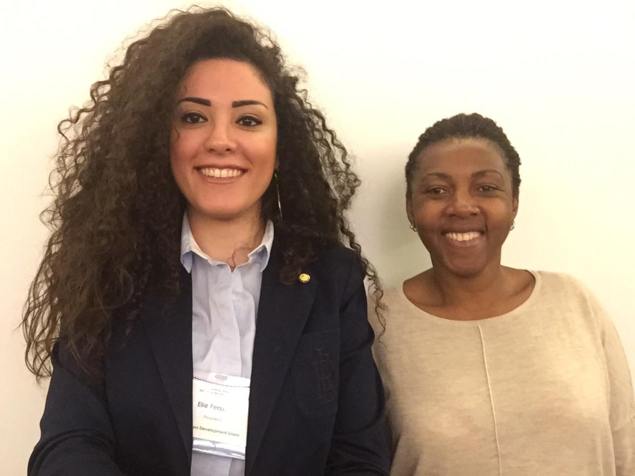 International Women's Rights Leadership Roundtable