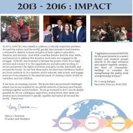 2013-2016 Impact