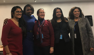 Protecting Women's Rights Worldwide: IANGEL Attends UN Status of Women Meeting