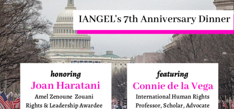7th Anniversary IANGEL Gala April 29, 2020
